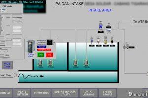 Panel Control WTP 01