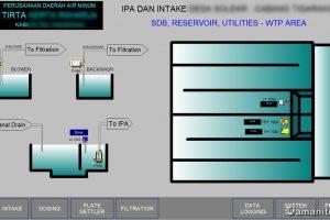 Panel Control WTP 05
