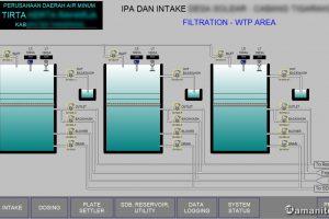 Panel Control WTP 06