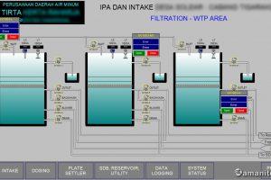 Panel Control WTP 07