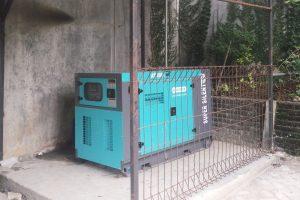 Suplai Genset 30 kVA, Panel ATS/AMF, Instalasi
